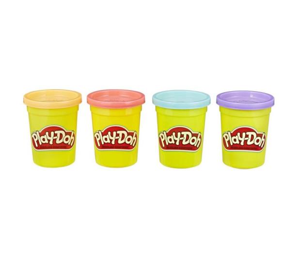 Play-Doh Tuby 4-pak sweet - 1014952 - zdjęcie