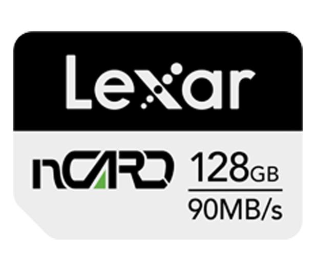 Lexar 128GB nCARD NM for Huawei® phones 90MB/s - 628586 - zdjęcie