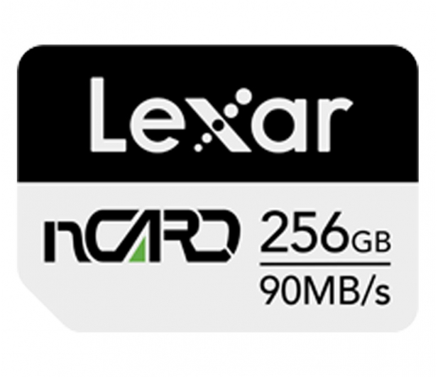 Lexar 256GB nCARD NM for Huawei® phones 90MB/s - 628587 - zdjęcie