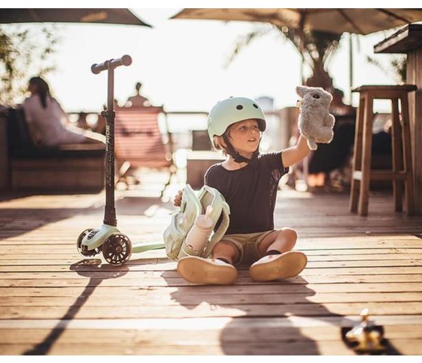 Scoot & Ride Plecak na hulajnogę dla dzieci 1-5 lat Kiwi - 1017218 - zdjęcie 6