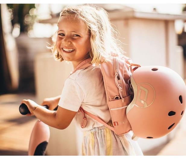 Scoot & Ride Plecak na hulajnogę dla dzieci 1-5 lat Rose - 1017221 - zdjęcie 3