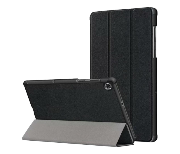 Tech-Protect SmartCase do Lenovo Tab M10 Plus black - 638707 - zdjęcie