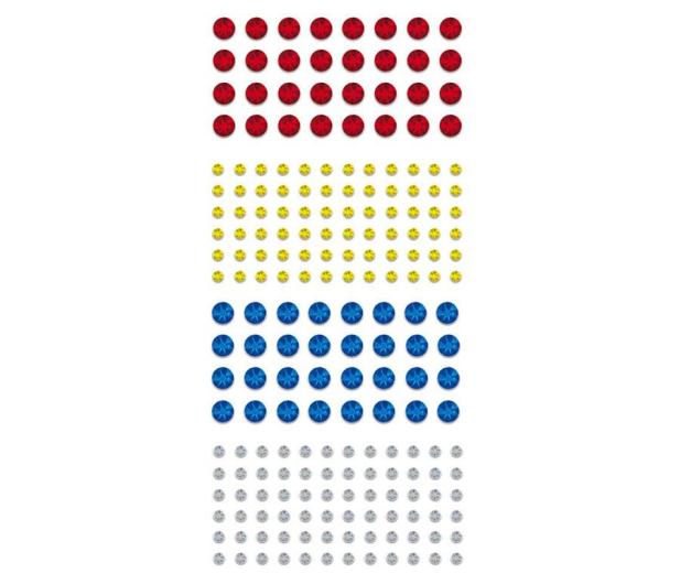 Janod Zestaw kreatywny Mozaika  Fantastyczne stworzenia 7+ - 1017239 - zdjęcie 5
