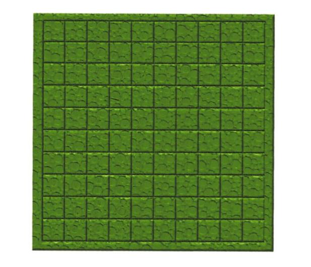 Janod Zestaw kreatywny Mozaika  Fantastyczne stworzenia 7+ - 1017239 - zdjęcie 7