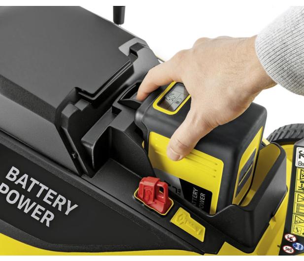 Karcher LMO 36-46 Battery Set - 1016063 - zdjęcie 5