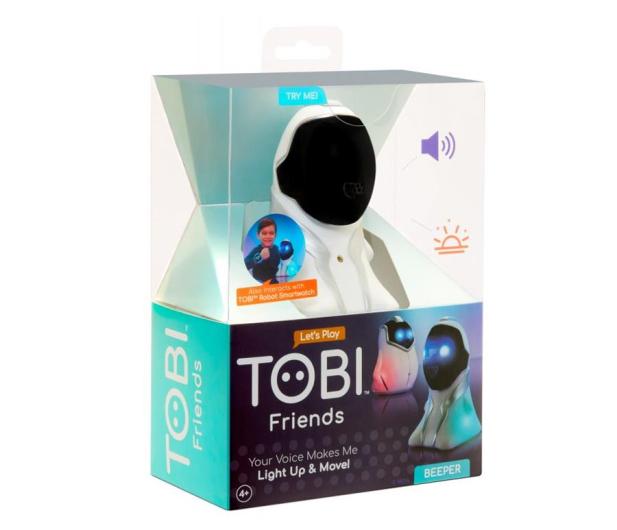 Little Tikes Tobi Friends robot Beeper interaktywny przyjaciel - 1017426 - zdjęcie 5