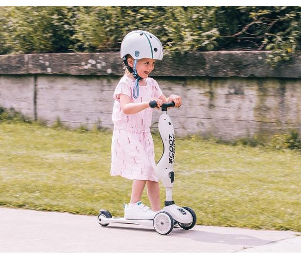 Scoot & Ride Highwaykick 1 Jeździk i hulajnoga 2w1 Ash - 573297 - zdjęcie 6