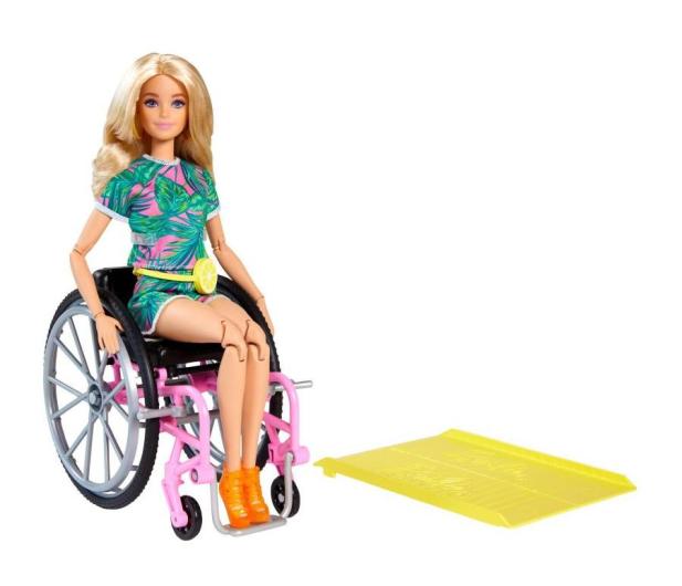 Barbie Fashionistas Lalka na wózku - 1017482 - zdjęcie