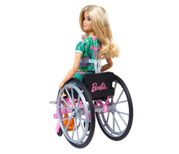 Barbie Fashionistas Lalka na wózku - 1017482 - zdjęcie 3