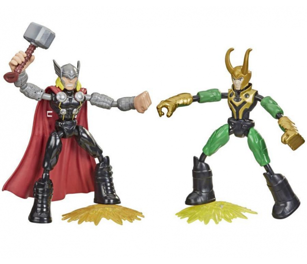 Hasbro Avengers Bend and Flex Thor vs Loki - 1015925 - zdjęcie
