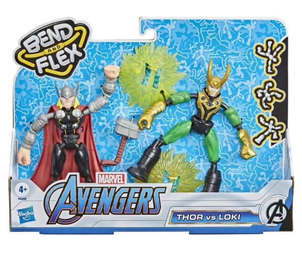 Hasbro Avengers Bend and Flex Thor vs Loki - 1015925 - zdjęcie 2