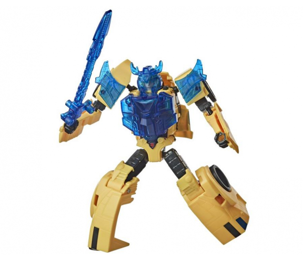 Hasbro Transformers Cyberverse Battle Call Trooper Bumblebe - 1015930 - zdjęcie