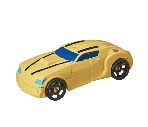 Hasbro Transformers Cyberverse Battle Call Trooper Bumblebe - 1015930 - zdjęcie 2