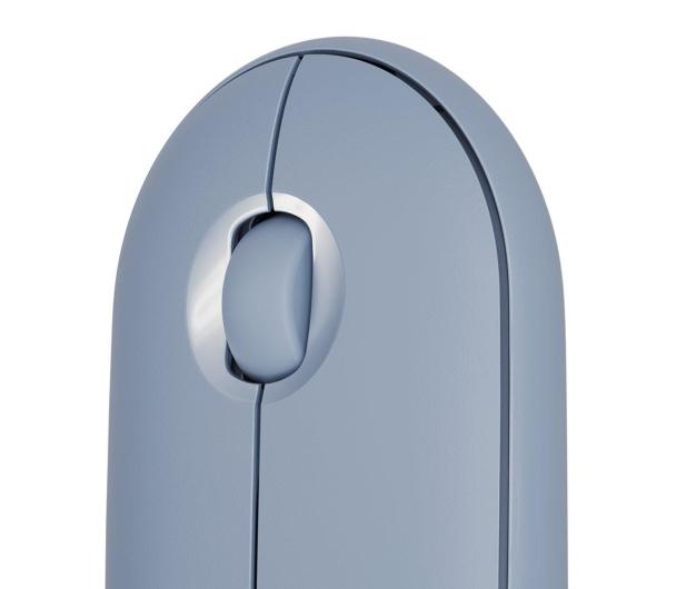 Logitech M350 jasnoniebieski - 631325 - zdjęcie 9