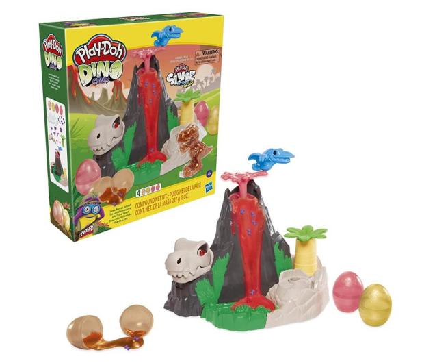 Play-Doh Lava Bones Island - 1016309 - zdjęcie