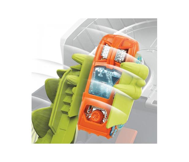 Hot Wheels Dino Coaster Zestaw z pojazdem szturmowym - 1018072 - zdjęcie 4
