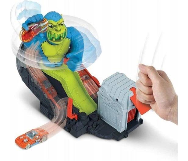 Hot Wheels Atak Goryla Zestaw - 1018075 - zdjęcie 2