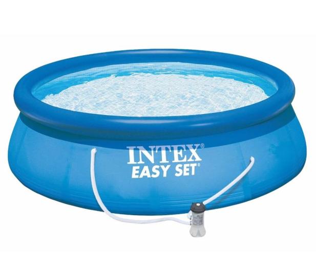 INTEX INTEX Basen EASY SET 244 x 61 cm + pompa - 1016958 - zdjęcie