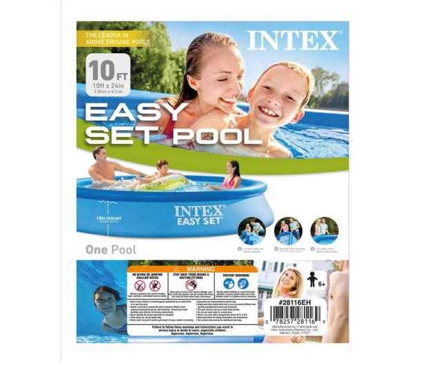 INTEX INTEX Basen EASY SET 305 x 61 cm - 1016959 - zdjęcie 3