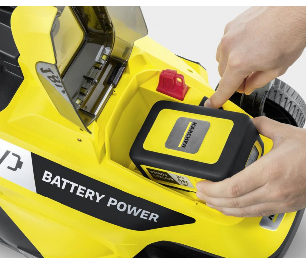 Karcher LMO 18-33 Battery Set *EU (Platforma 18 V) - 1018632 - zdjęcie 2