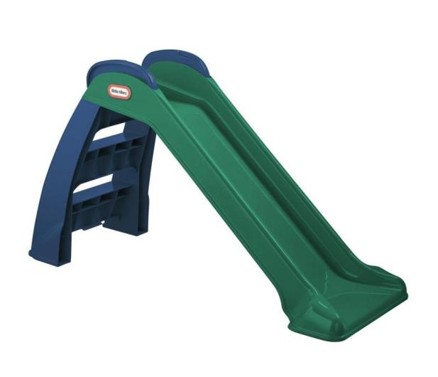 Little Tikes First Slide moja pierwsza zjeżdżalnia zielona - 1018191 - zdjęcie