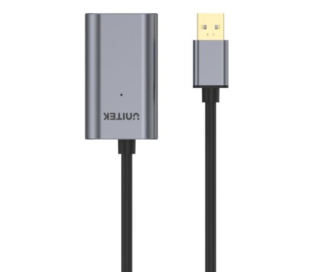 Unitek Aktywny wzmacniacz USB 2.0 20m - 646901 - zdjęcie