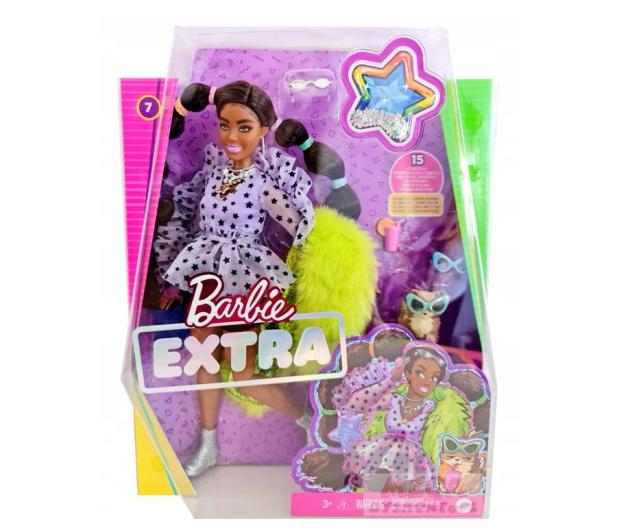 Barbie Fashionistas Extra Moda Lalka z akcesoriami - 1019252 - zdjęcie 3