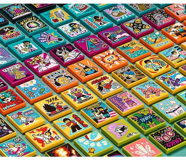 LEGO VIDIYO 43109 Metal Dragon BeatBox - 1019924 - zdjęcie 5