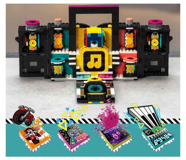 LEGO VIDIYO™ 43115 The Boombox - 1019936 - zdjęcie 2