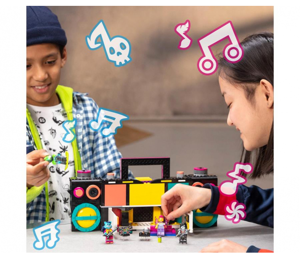LEGO VIDIYO™ 43115 The Boombox - 1019936 - zdjęcie 3