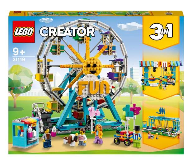 LEGO Creator 31119 Diabelski młyn - 1019964 - zdjęcie