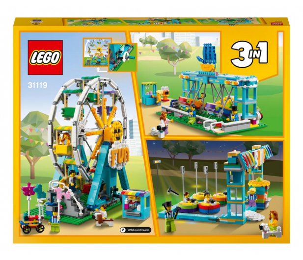 LEGO Creator 31119 Diabelski młyn - 1019964 - zdjęcie 8