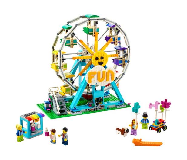 LEGO Creator 31119 Diabelski młyn - 1019964 - zdjęcie 7