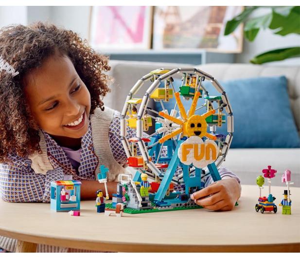 LEGO Creator 31119 Diabelski młyn - 1019964 - zdjęcie 2