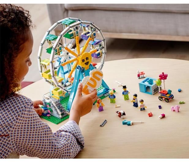 LEGO Creator 31119 Diabelski młyn - 1019964 - zdjęcie 3