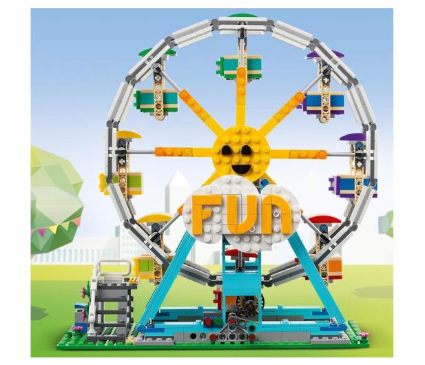 LEGO Creator 31119 Diabelski młyn - 1019964 - zdjęcie 4
