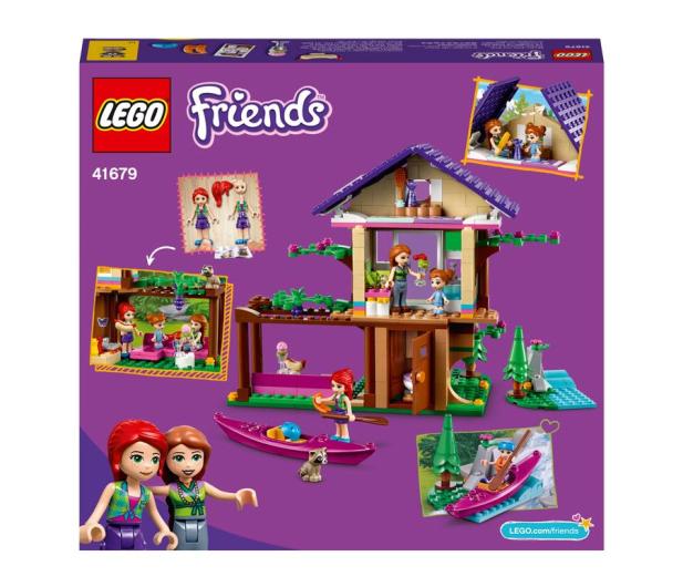 LEGO Friends 41679 Leśny domek - 1019979 - zdjęcie 9