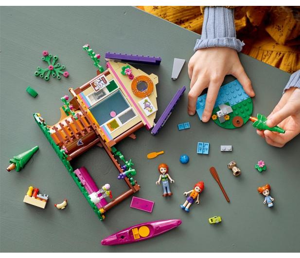 LEGO Friends 41679 Leśny domek - 1019979 - zdjęcie 4