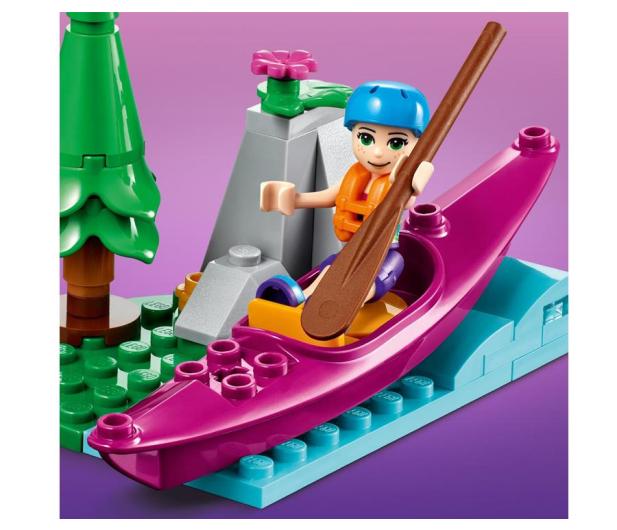 LEGO Friends 41679 Leśny domek - 1019979 - zdjęcie 6