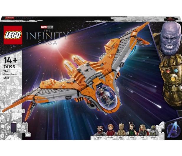 LEGO Marvel 76193 Statek Strażników - 1019991 - zdjęcie