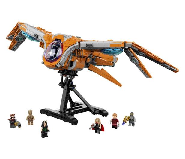 LEGO Marvel 76193 Statek Strażników - 1019991 - zdjęcie 9