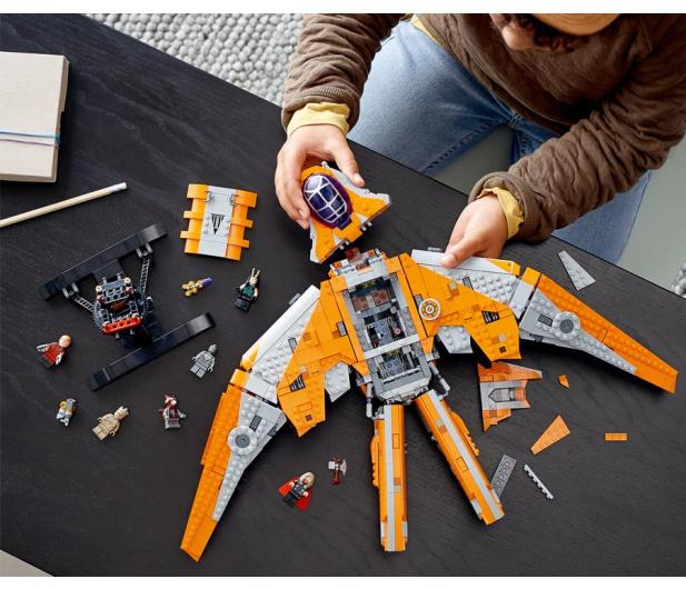 LEGO Marvel 76193 Statek Strażników - 1019991 - zdjęcie 3