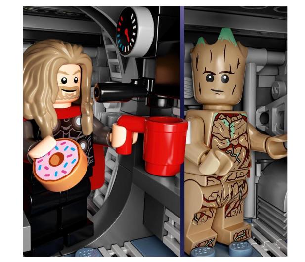 LEGO Marvel 76193 Statek Strażników - 1019991 - zdjęcie 8
