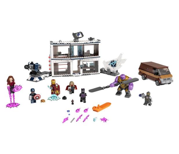 LEGO Marvel 76192 Avengers: Koniec gry — ostateczna bitwa - 1019990 - zdjęcie 8