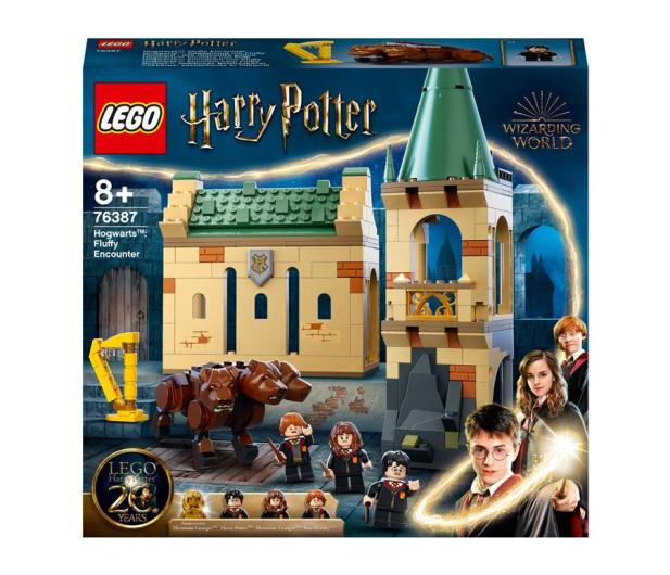Hogwart: spotkanie z Puszkiem