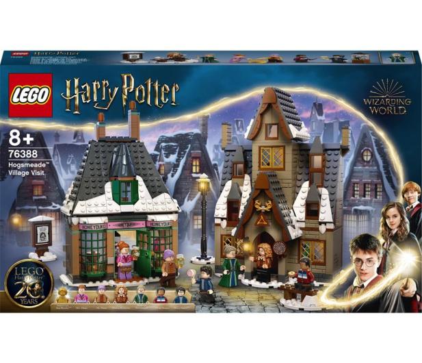 LEGO Harry Potter 76388 Wizyta w wiosce Hogsmeade™ - 1019994 - zdjęcie