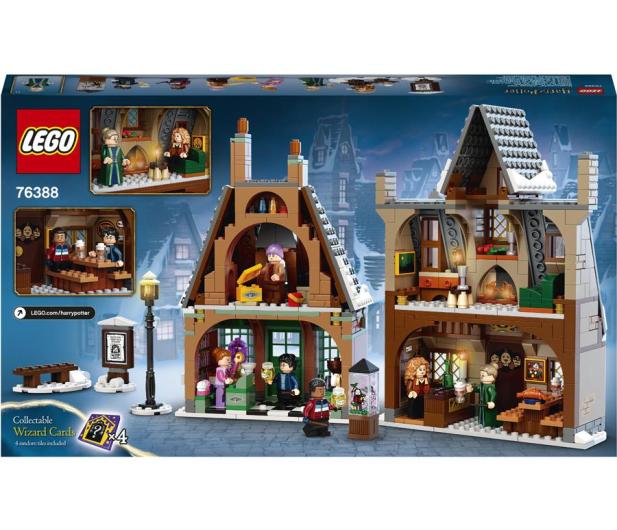 LEGO Harry Potter 76388 Wizyta w wiosce Hogsmeade™ - 1019994 - zdjęcie 9