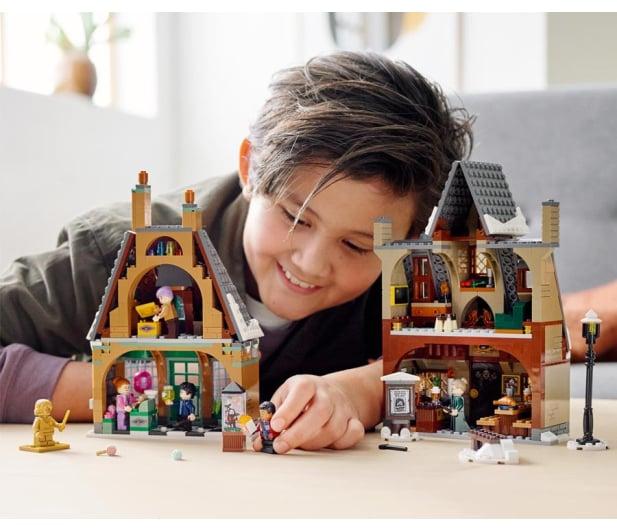 LEGO Harry Potter 76388 Wizyta w wiosce Hogsmeade™ - 1019994 - zdjęcie 2