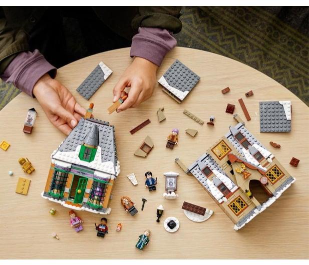 LEGO Harry Potter 76388 Wizyta w wiosce Hogsmeade™ - 1019994 - zdjęcie 4