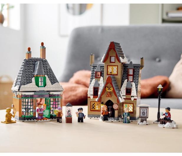 LEGO Harry Potter 76388 Wizyta w wiosce Hogsmeade™ - 1019994 - zdjęcie 3
